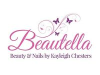 Mobile beautician and nail technician