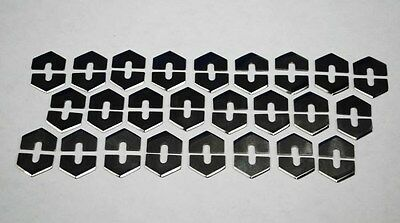50 Automatic Drywall Taper Blades New Style Pyramid Will Fit Most Brands.