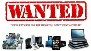 * * * UNWANTED ELECTRONICS WANTED * * * FREE PICK UP * * *