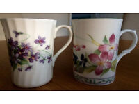 Bone China Coffee Cups