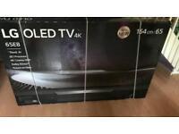 LG OLED65E8PLA65 SMART 4K ULTRA HD HDR OLED TV