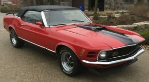 1970 Mustang  Convertible- Mach 1 Clone-reduced $29,900
