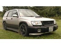 Subaru forester Sti rep SWAP for a van or pickup, anything considered ,TRY ME 😁