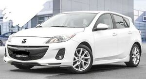 Mazda 3 Sport GT tech leather, low kms