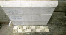 Mosaic tiles RRP £200