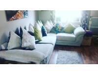 Almost New Oakland Furniture Corner Sofa