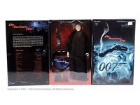 SIDESHOW COLLECTIBLES JAMES BOND 007 DIE ANOTHER DAY FIGURE - BOXED