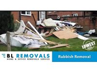 Rubbish / Waste removals - Warrington, Padgate, Newton-le-Willows, Culcheth, Winwick, birchwood,