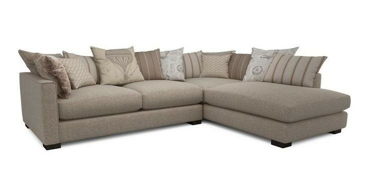 Reduced!! Super comfy Great Condition Corner Sofa and Footstool