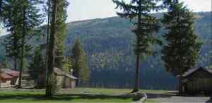 Shares in North Barriere Lakefront Resort