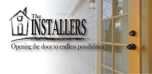SIDING SOFFIT FASCIA EAVESTROUGH INSTALLERS REQUIRED