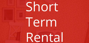 Insearch of short term rental