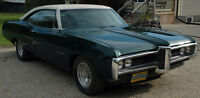 Wanted Motorhome have 1968 Pontiac Parisienne to trade