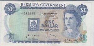 BERMUDA  One Dollar