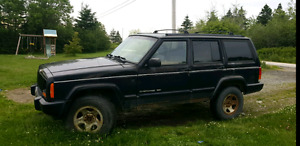 1998 Jeep cherokee Limited Parts or Repair