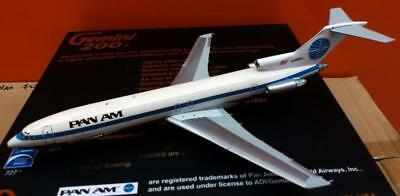 Gemini 200 Pan Am B727-200 N365PA G2PAA446 1:200 Pls read description Time Sale, used for sale  Shipping to Canada