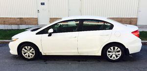 2012 Honda Civic LX Sedan St. John's Newfoundland image 4