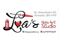 IVA'S NAILS ART STUDIO