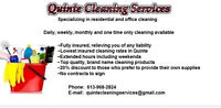 RENTAL PROPERTY CLEANING IN PICTON & P.E.C.