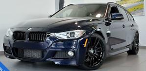 2014 BMW 328i Touring M-Sport / M-Performance GARANTIE 160k km.