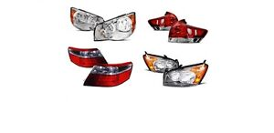 HEADLIGHTS/TAILLIGHTS $90.00 AND UP