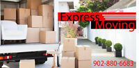 EXPRESS MOVING IS THE BEST PRICE IN TOWN!