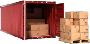 Affordable Lumping Services - Unload Shipping Containers