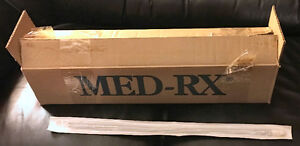 "Med-RX 18"" Leg Bag Extension Tubes + Connectors"