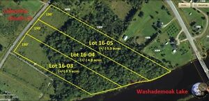 ROUTE 715 (Lot 16-04), COLES ISLAND (WATERFRONT PROPERTY)