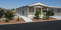 FRONT PORCH Manufactured Home with Beautiful Mountain View!!