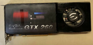 EVGA GeForce GTX 260 896MB Video (Graphics) Card