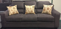 New 3 Piece Sofa Set Canadian Made
