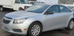 2011 chevy cruze 77000kms