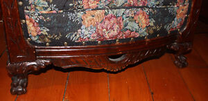 Antique Sofa and two Chairs Cambridge Kitchener Area image 5