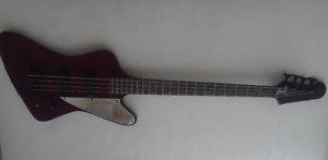 Thunderbird bass style custom made in excellent condition.