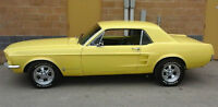 1967 Ford Mustang 302 - Best Offer ...
