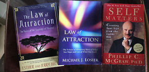 Law of Attraction  and Dr. Phil  Self Matters