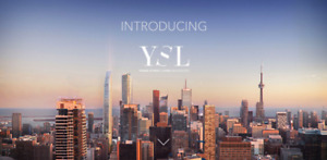 YSL Residences by Cresford - VIP  Sales Launch