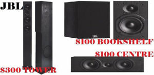Clearance sale for Various Top of the Line JBL speakers New