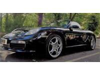 2005 Porsche Boxster 2.7 987 Convertible 2dr