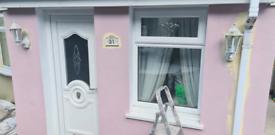 lavender pink masonry paint