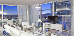 Contemporary Luxurious living at the Keynote 1 and 2 bdrm suites