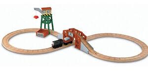 Thomas & Friends Figure 8 Dieselworks Wooden Railway Playset