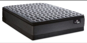 Serta® iCollection® Senna Firm Euro-Top King Mattress 80% Off