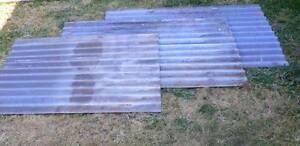 3 x Corrugated Iron Sheets. 3073 Reservoir Darebin Area Preview