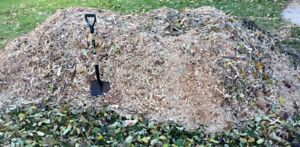FREE Wood Chip Mulch!