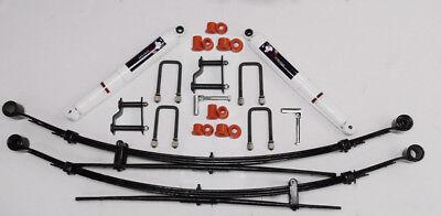 Suspension Kit Rear For Nissan Navara Pickup D40 2.5TD / 3.0TD 5/2005>ON