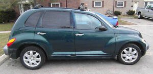 2003 Chrysler PT Cruiser, Certified & Etested, Motivated To Sell