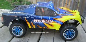 New RC Short Course Truck, Brushless Electric 4WD 2.4G LIPO Windsor Region Ontario image 3