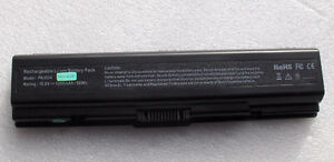Laptop Battery For Toshiba3534/ PA3533 Satellite A350 A355 A500